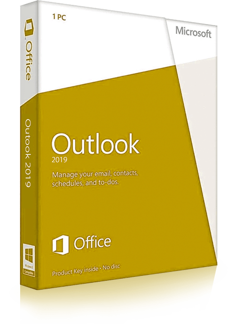 MS Outlook Software