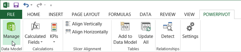 Access pivottable in worksheet