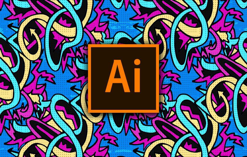 Creating Amazing Patterns In Illustrator Training Connection Amazing Illustrator Pattern