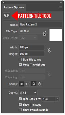 Pattern Tile Tool