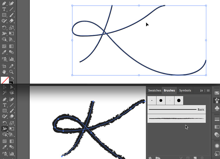 Creating beautiful curves in Illustrator | Training Connection