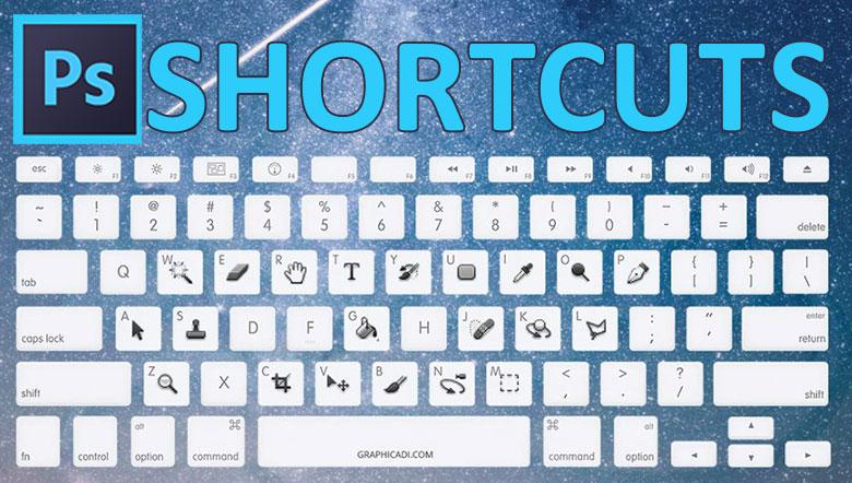 Artcile on Photoshop Shortcuts