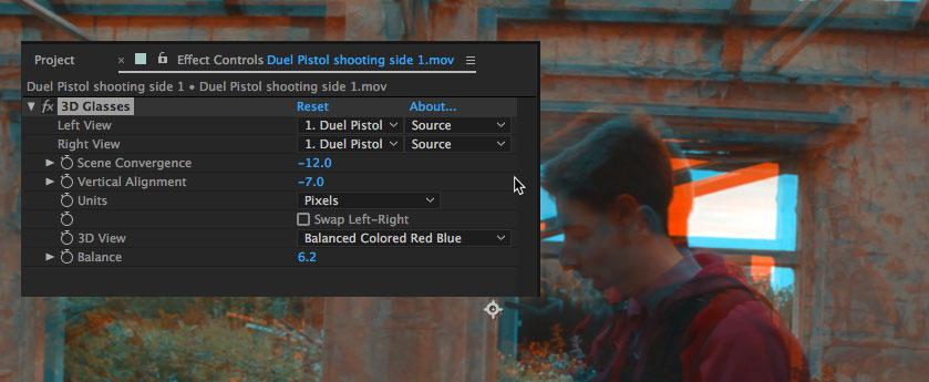 3D Video in Adobe