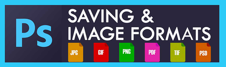 Image formats in Photoshop