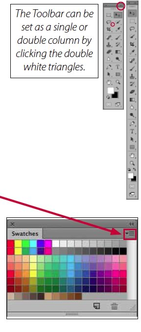Photoshop Toolbar