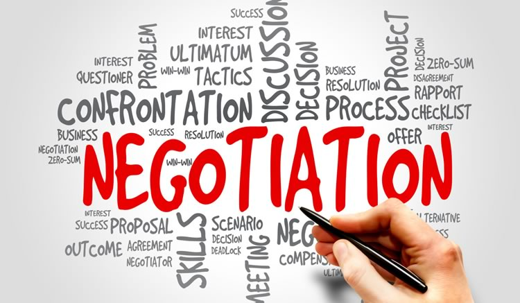 How to prepare for a negotiation