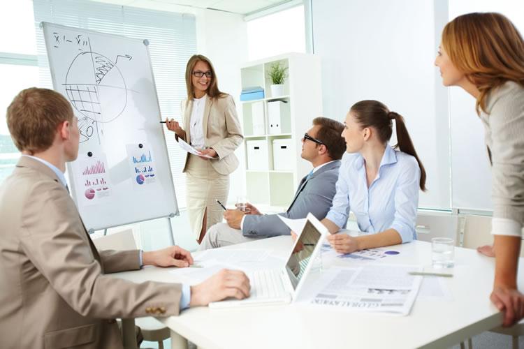 Confident nerve-free presentation