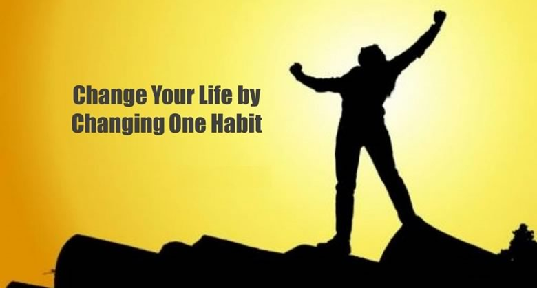 Ways to Change our habits