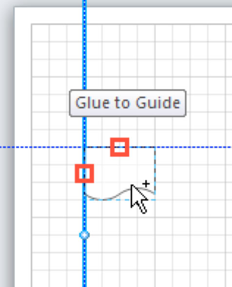 Glue to Guide