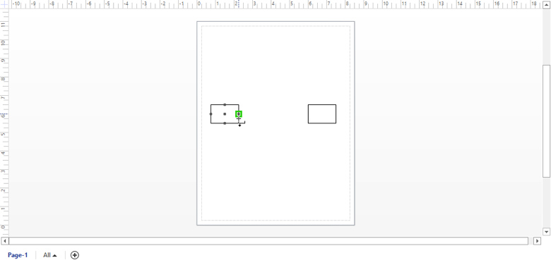 Move Cursor to Select Shapes